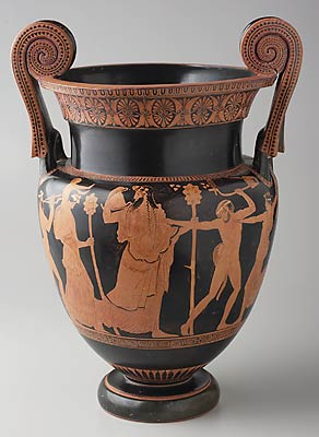 Minneapolis Institute of Arts krater