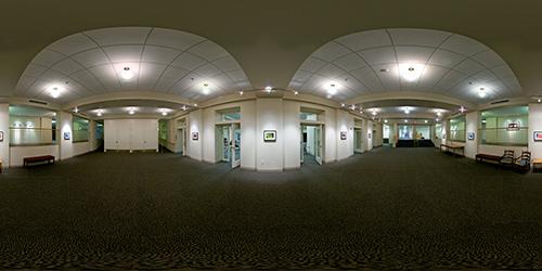 Borrowed Light exhibit at Gloria Dei Lutheran Church, St. Paul, MN